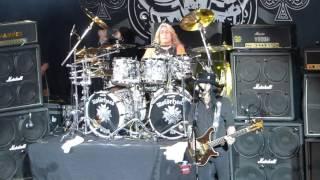 Motorhead - Overkill + band introduction, Motorboat 2015