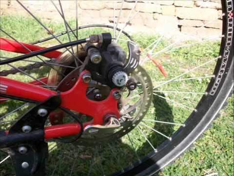 McKenzie hill 400 (Weiß/Rot)