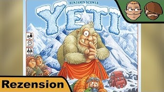 Yeti - Brettspiel - Spiel - Board Game - Review