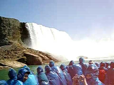 how to get to the niagara fall tour
