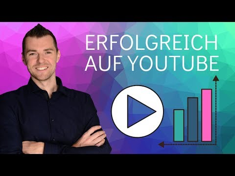 ????️ ERFOLGREICH AUF YOUTUBE - Mein gratis Video Kurs für dich! ❤️