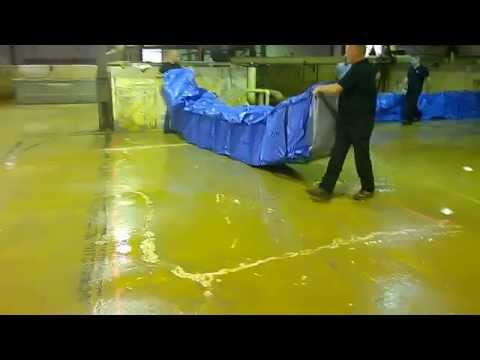 JACKBOX Flood Defence System Deployed