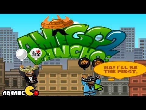 amigo pancho 2 complete walkthrough levels 1 25 youtube