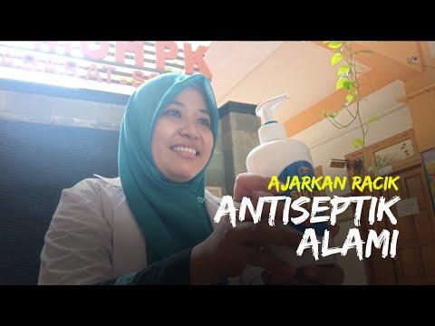hand-sanitizer-sulit-didapatkan,-smp-muhammadiyah-pk-kotta-barat-solo-racik-antiseptik-alami