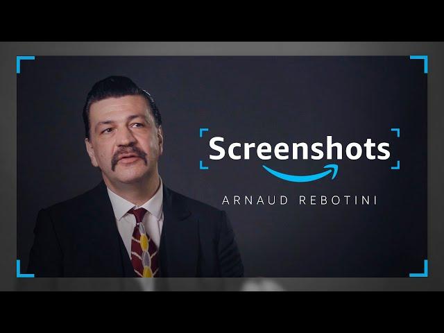 Le SCREENSHOT de Arnaud Rebotini - Goliath | Prime Video