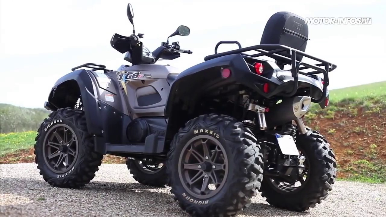 tgb blade 1000 lt v twin road legal quad bike youtube. Black Bedroom Furniture Sets. Home Design Ideas
