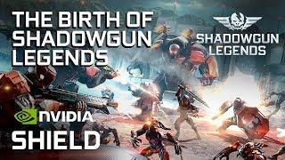 The Birth of Shadowgun Legends