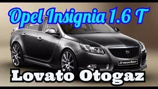 Autogas Systems for Opel Insignia Videos