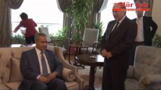 Başkan Yardımcısı Bülent Arınç Manisa'da - Başbakan Yardımcısı Arınç,