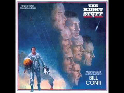 Bill Conti - The Right Stuff - Yeager's Triumph