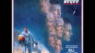 Bill Conti - The Right Stuff - Yeager