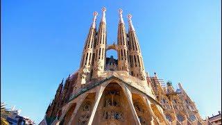Святой Антонио Гауди(Архитектура Гауди действительно завораживает, вдохновляет и заставляет заглянуть внутрь себя. Фильм о..., 2015-07-18T10:18:34.000Z)