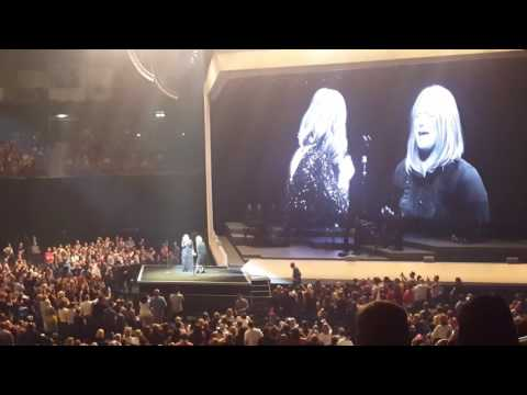 Adele Happy Birthday & Gay Marriage & Talking To Fans  - LIVE Berlin 08.05.2016