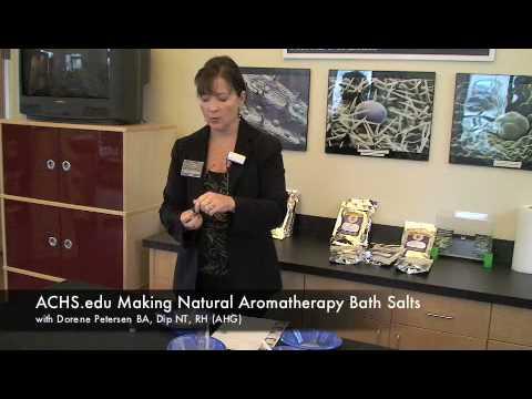 ACHS.edu Bath Salts Demonstration