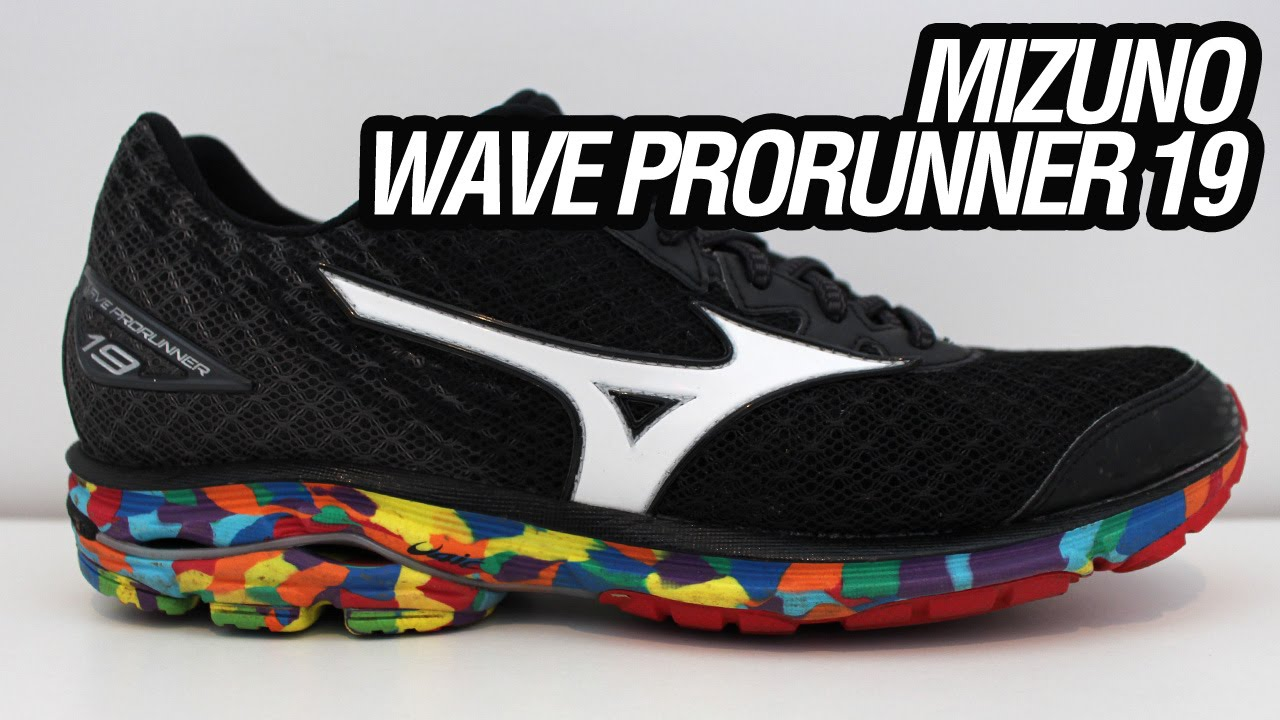 1589f3339a Mizuno Wave Prorunner 19 (Unboxing). Tênis Certo