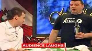 Rhydian Roberts - Jonathan S4C Chat Show Part 1