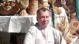 Мастер лозоплетения Евгений Дориментович Груздков