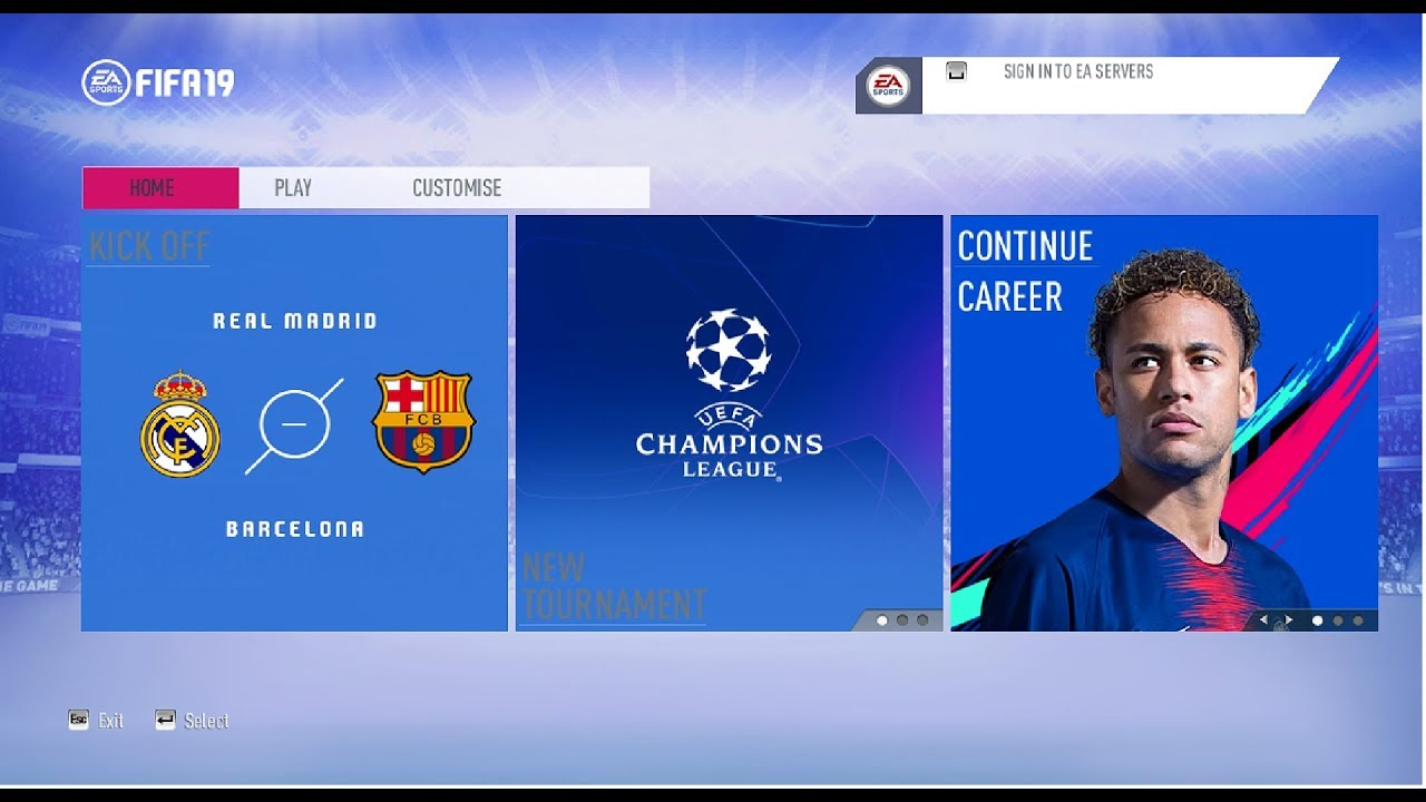 Fifa 19 All In One Patch For Fifa 14 Fixed All Errors Season 2019 Squads Faces Etc Youtube