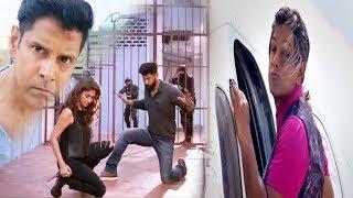 Vikram BlockBuster MOvie Climax Scene   Climax Movie Scene   Show Time Videoz