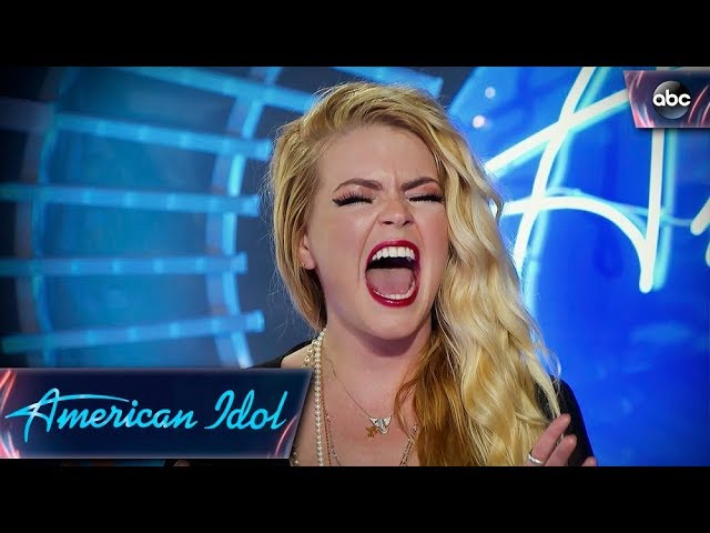 Koby Auditions For American Idol With Original Song You Have To Hear American Idol 2018 On Abc