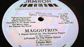 Maggotron - Radio Mars  1985