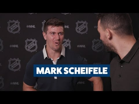What's in the Box: Mark Scheifele