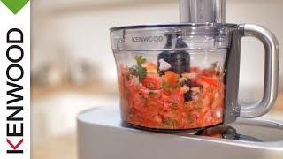 Kenwood Multi Zerkleinerer At647 Zubehör Küchenmaschinen Youtube