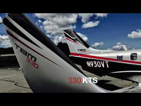 TBM 930 - Dream Machine