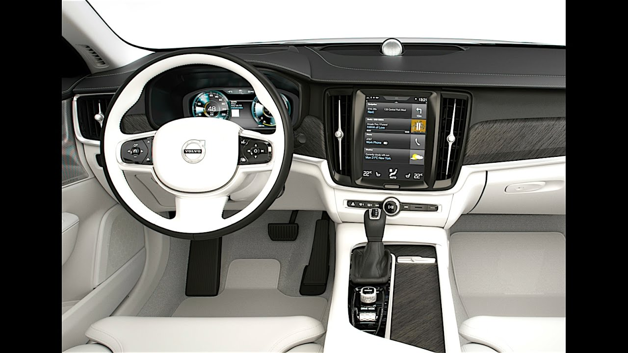 volvo v90 cross country 2017 interior new volvo xc90 interior review 2017 carjam tv hd
