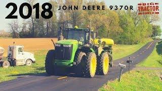 2018 John Deere 9370R 4wd
