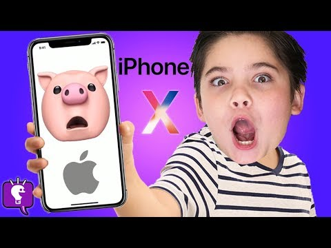 iPhone X Animojis with HobbyFamily Mp3