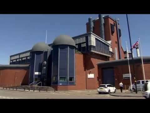 HMP Birmingham prison footage