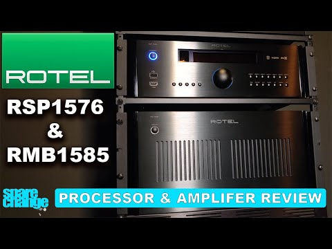 ROTEL RSP1576 + RMB1585 Review | Is This A Home Theater Killer Combo?