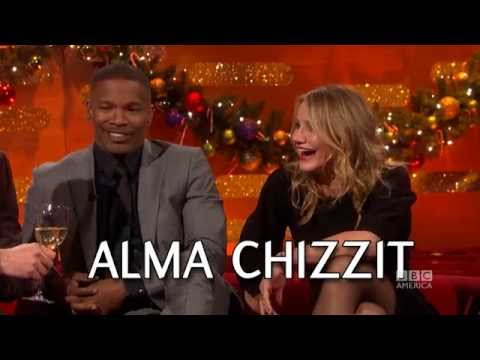 Jamie Foxx, Cameron Diaz, and Usher Attempt Cockney Accents - The Graham Norton Show on BBC America