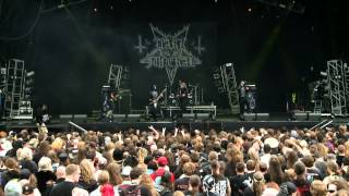 Dark Funeral - Vobiscum Satanas - Bloodstock 2013