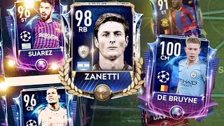 FIFA Mobile 19 Champions League Quarter Final Players and Prime Icon Reveal! Full Top Transfer Squad