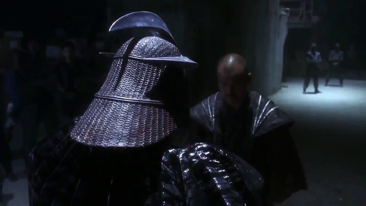 The Shredder Enters Tmnt 1990 Youtube