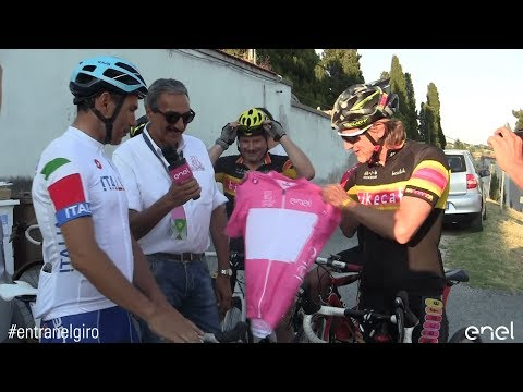 Enel Energia - Al Giro d'Italia Under 23 Enel Davide Nicola, l'allenatore del Crotone