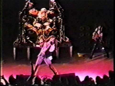 Lillian Axe - True Believer - Live Grand Rapids 1990
