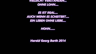 Harald georg barth / LYRIK2
