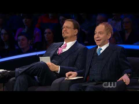 The Fool us Zone! - Penn and Teller Fool us Dr. Michael Rubinstein [S05E11]