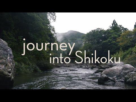 A Journey into Shikoku, Japan