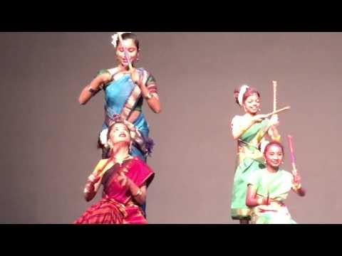 Gallu gallu kannada folk dance,#KKNC2016