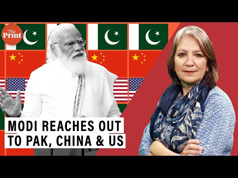 Modi steering foreign policy outreach to China, Pak & US in brave, new post-pandemic world