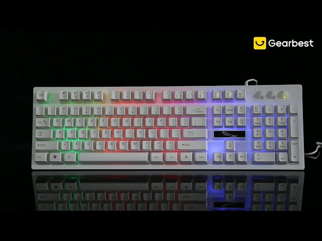 Gaming Keyboard Retro 108 Key Mechanical pluggable axis Game Backlight Computer Keyboard Laptop Office Home Esports Game