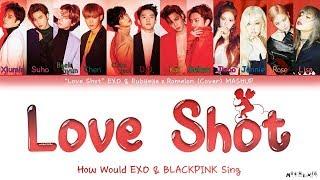 "How Would EXO & BLACKPINK Sing ""Love Shot"" Lyrics 「Fanmade, not BLACKPINK's Voice」"