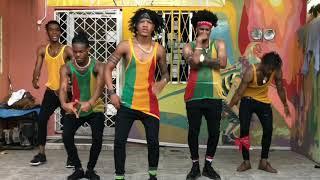 Flame Team dancehall choreography: Koffe - Toast