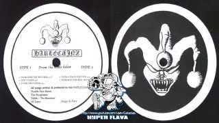 Harleckinz ‎- From The Levels Below (Full Vinyl) (1995)