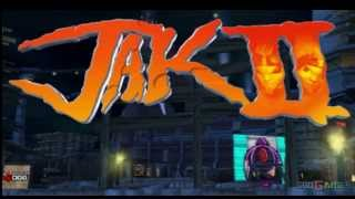 Jak II - Gameplay PS2 (PS2 Games on PS3)