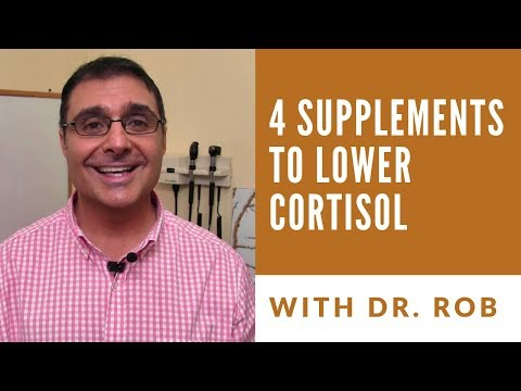 Supplements To Lower Cortisol And Belly Fat